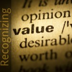 Recognizing Value