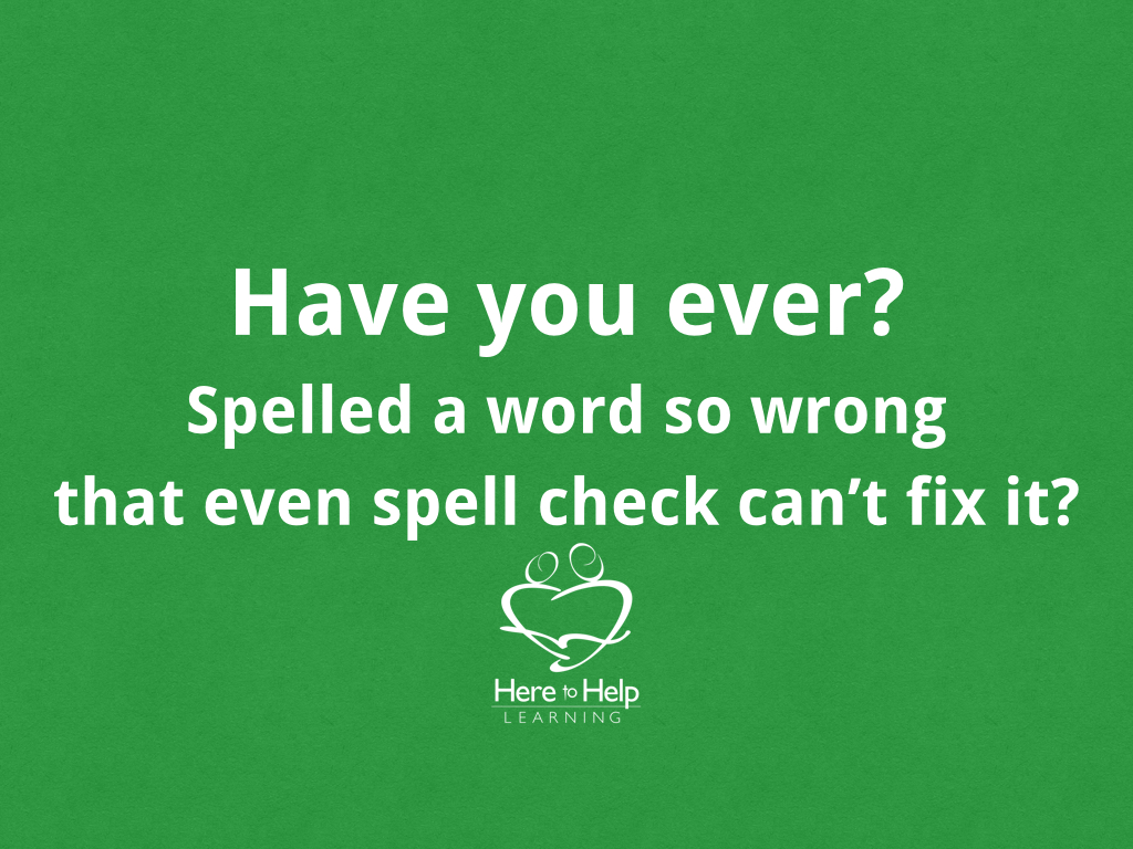 how to use spell check