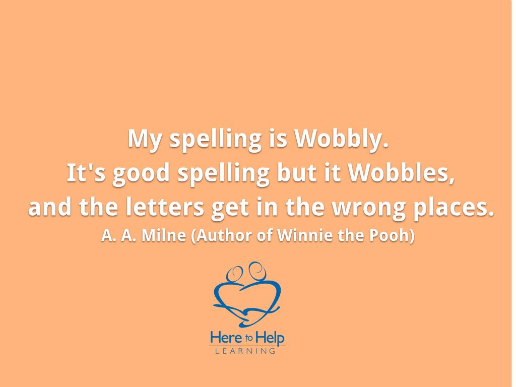 Worksheet Good At Spelling dyslexia spelling tips for struggling spellers strategies 2 002