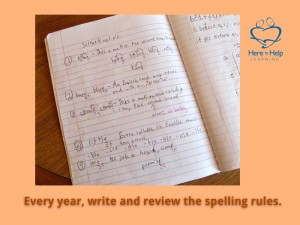 Spelling Strategies 2.006