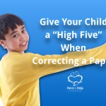 How Do I Correct My Child's Paper?