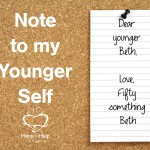 Note to my Younger Self