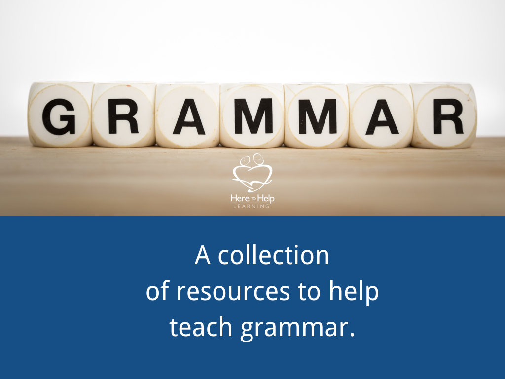 HTHL Grammar Resources
