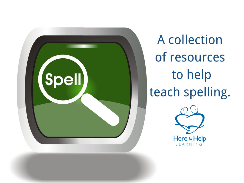 HTHL Spelling Resouces