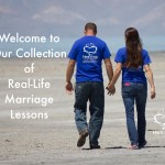 Real-Life Marriage Lessons