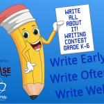 Write Early! Write Often! Write Well!