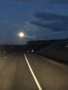 On the Road with HTHL Moonrise Montana