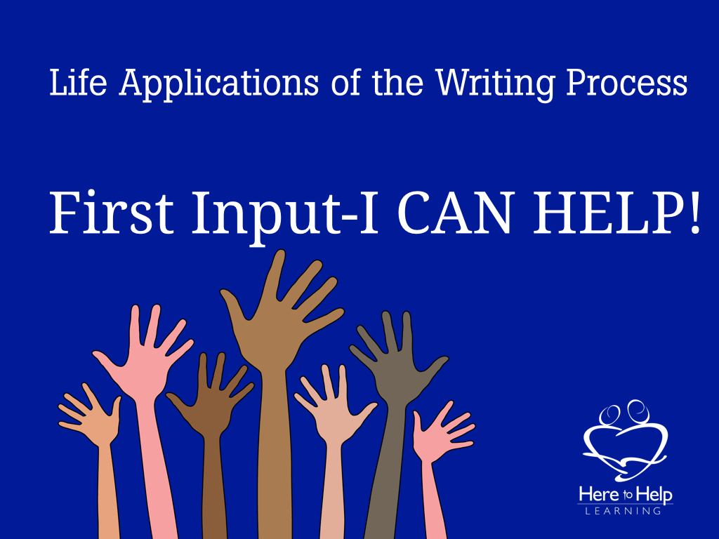how can writing help you in life