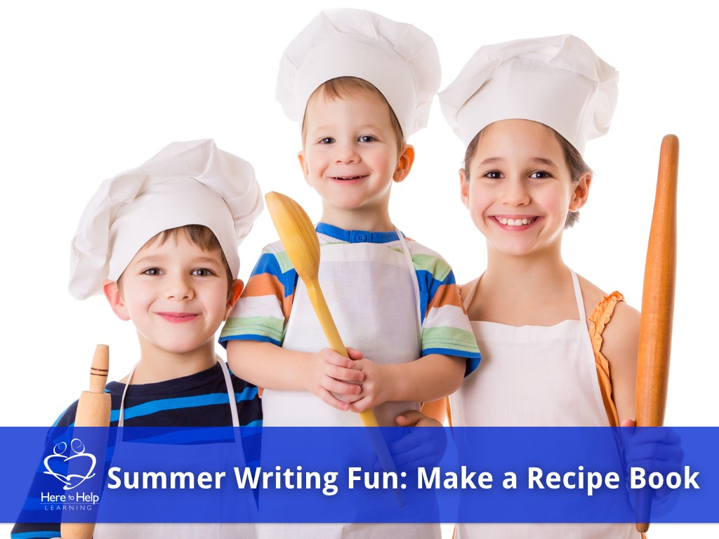 Summer Writing Recipe.001