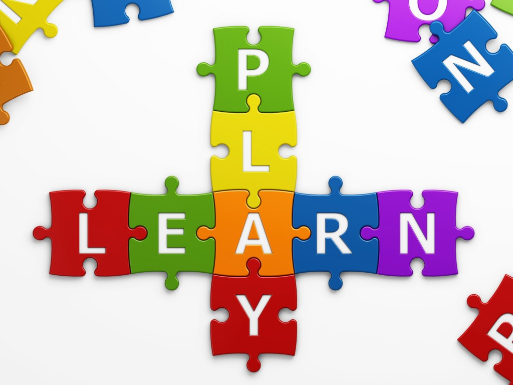 Here to Help Learning encourages play