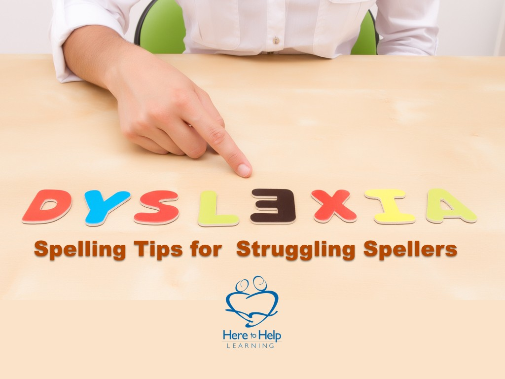 Spelling Strategies 2.001
