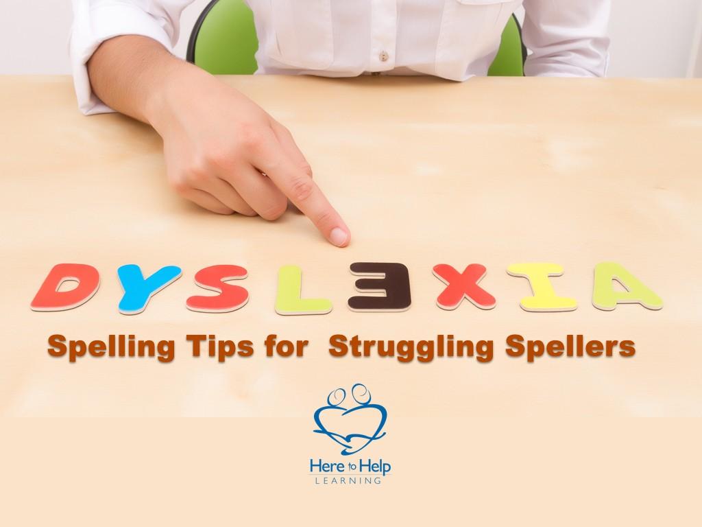 Spelling Strategies 2.001