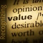 Recognizing Value
