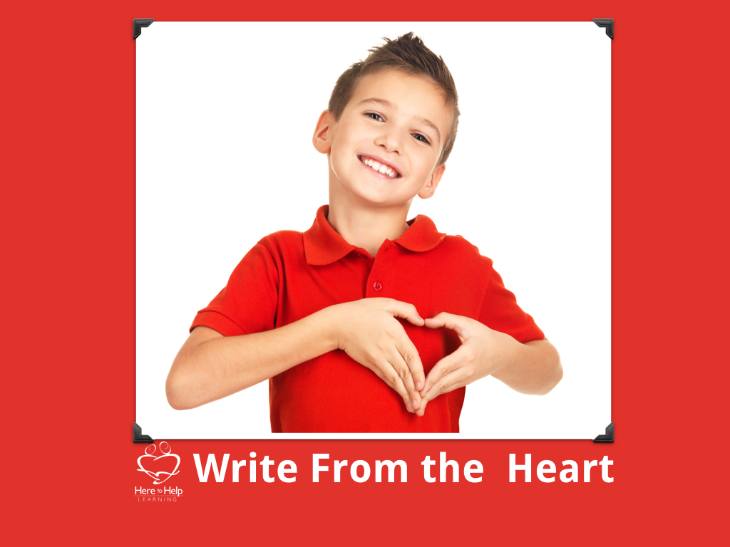 Child's Heart and Writing.001