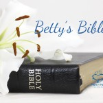 Betty's Bible-A Look at Bible Reading Time