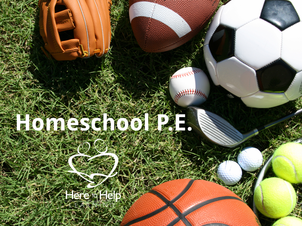 Homeschool PE.001