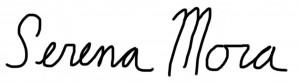 Serena's signature(1)
