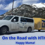 On the Road With HTHL: Happy Mama!