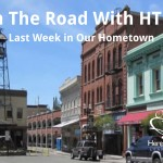 HTHL Tour: Last Week in Our Home Town