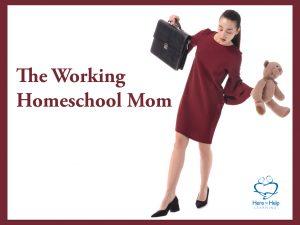 Balancing Work and Homeschooling
