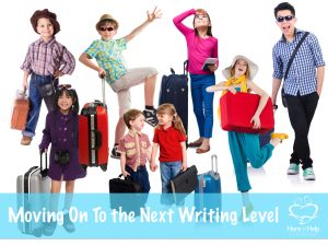 Moving On to the Next Writing Level.001