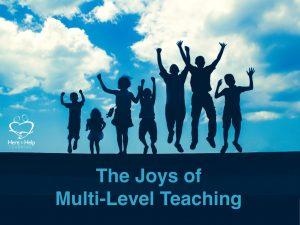 Multi-Level Teaching