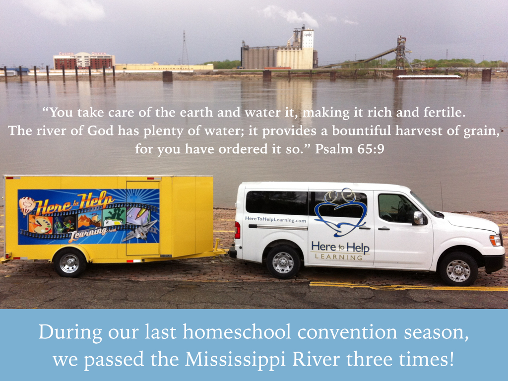 Business Lesson Learned From the Mighty Mississippi River.002